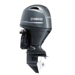 Yamaha F115 båtmotor