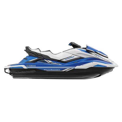 FX SVHO Cruiser vannscooter svart/blå/hvit